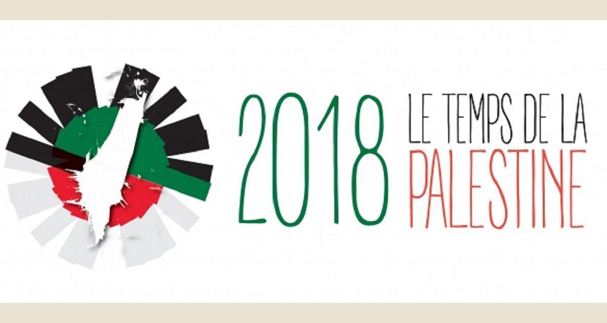 Le Temps de la Palestine
