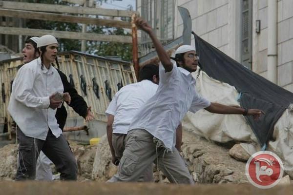 Des colons israéliens attaquent des Palestiniens à Naplouse