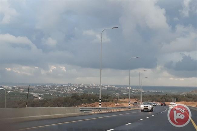 Israël s'apprête à confisquer des milliers de dunams pour élargir la route 60
