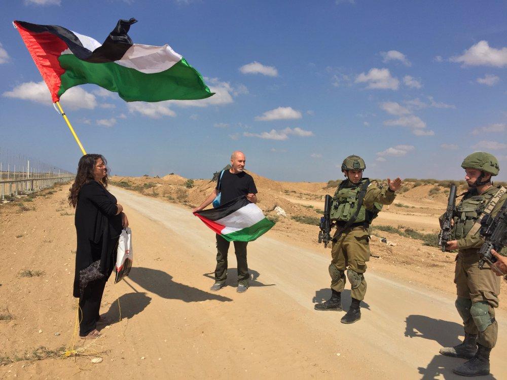 Gaza : Jeudi 10 octobre, Return (le Retour) invité à la clôture par des Palestiniens