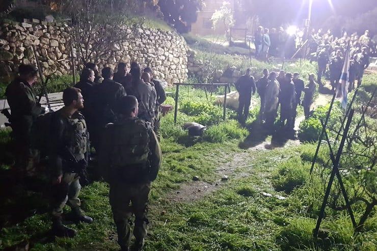 Sept personnes hospitalisées dans une attaque de colons contre des militants d'Hébron