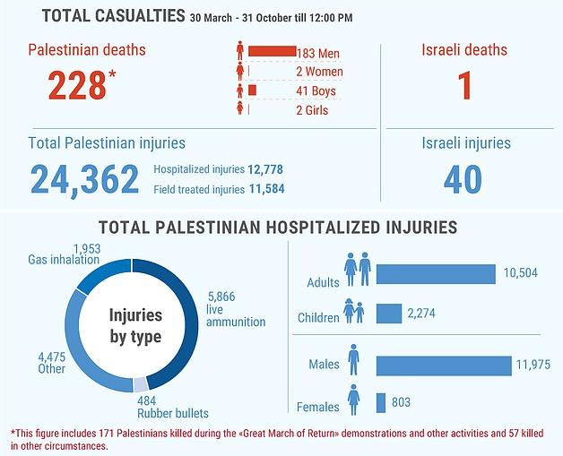 La situation dans la bande de Gaza résumée en 4,42 minutes