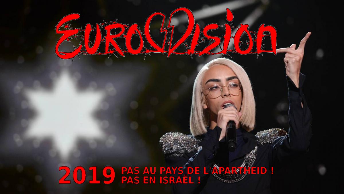 Eurovision : lettre ouverte de militants queer et LGBTI en soutien au peuple palestinien et pour le boycott d'Israël