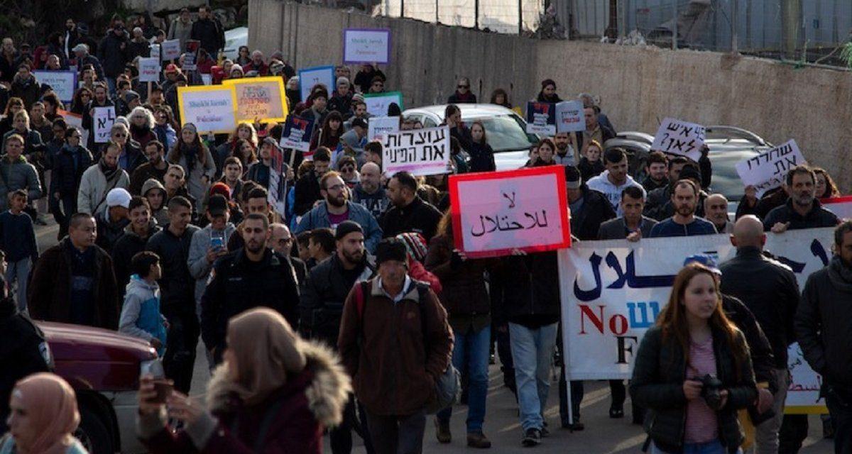 Jérusalem : halte au nettoyage ethnique !