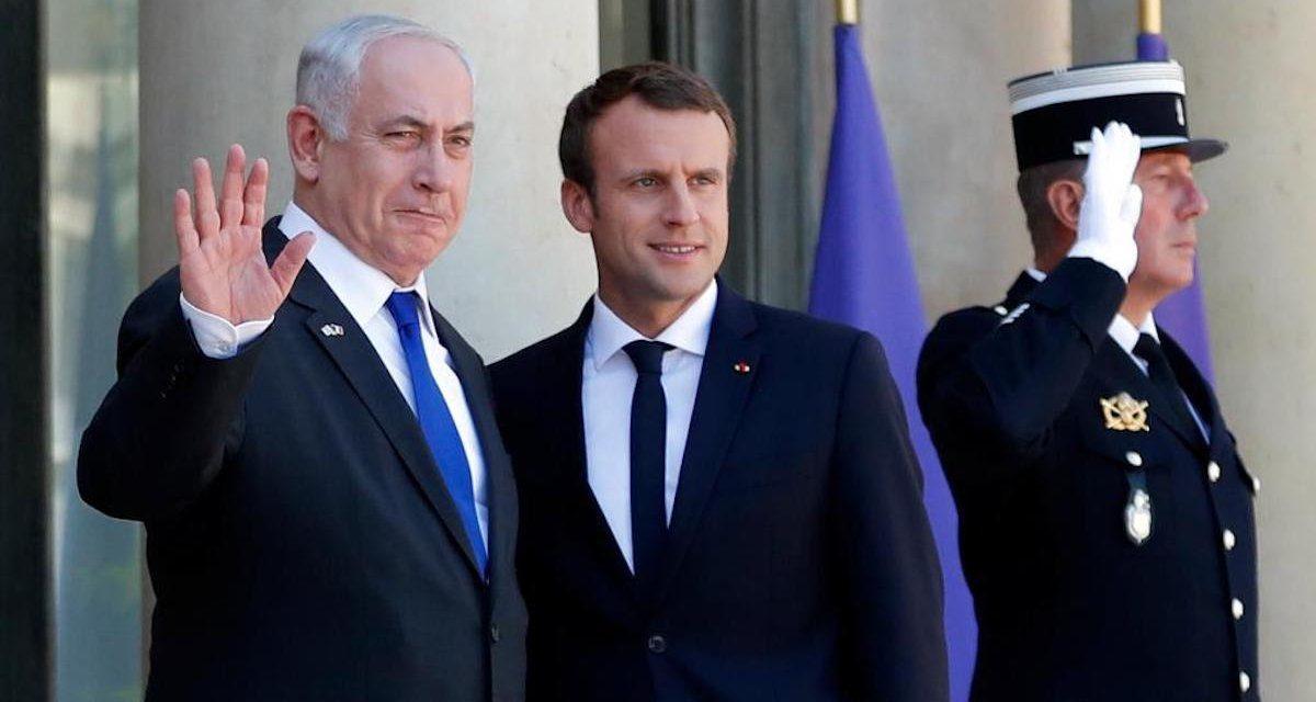 Aux ordres d'Israël, Macron a choisi de diviser la France