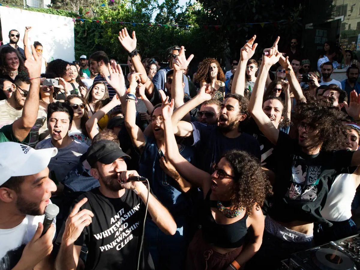 Une rave a Ramallah : Comment la musique underground rassemble les Palestiniens