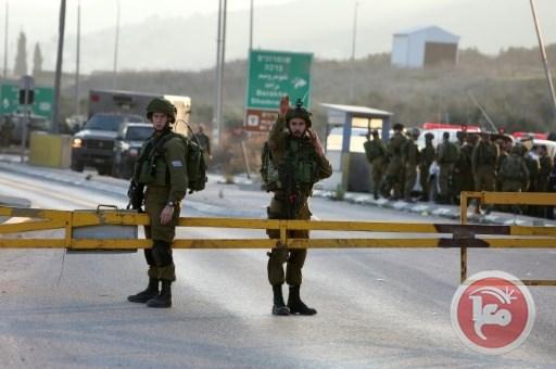 Israël va imposer un bouclage général sur la Cisjordanie et Gaza