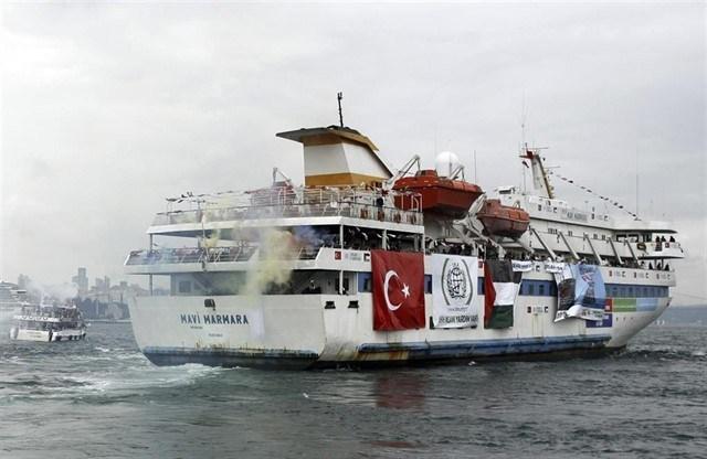 Cour Pénale Internationale : la cour d'appel en audience aujourd'hui au sujet de l'attaque de 2010 menée par Israël contre le Mavi Marmara