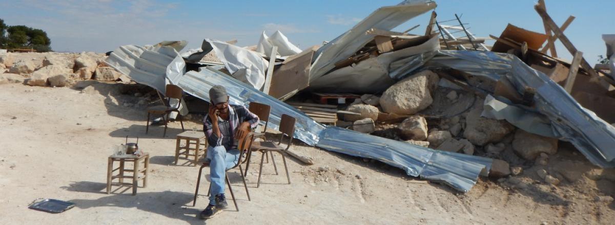 Statistiques sur la démolition de maisons construites sans permis en Cisjordanie (Non compté Jérusalem-Est)