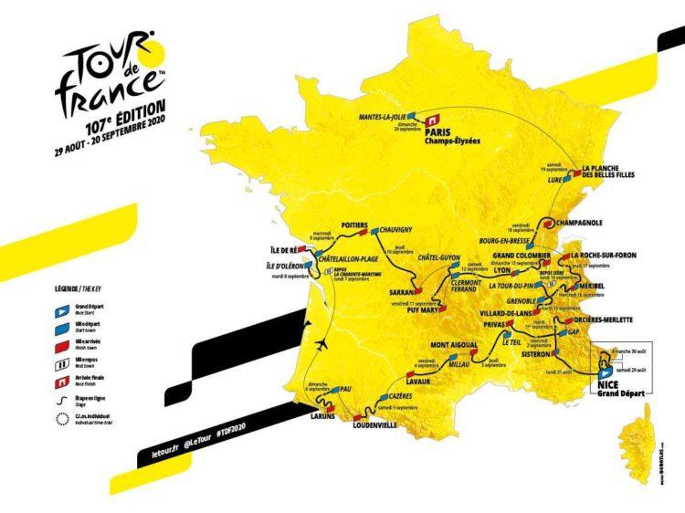 Israël utilise le cyclisme et le tour de France pour faire oublier ses crimes et l'apartheid