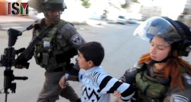 Enlèvements d'enfants par les forces israéliennes à Hébron, du 4 au 11 décembre 2018
