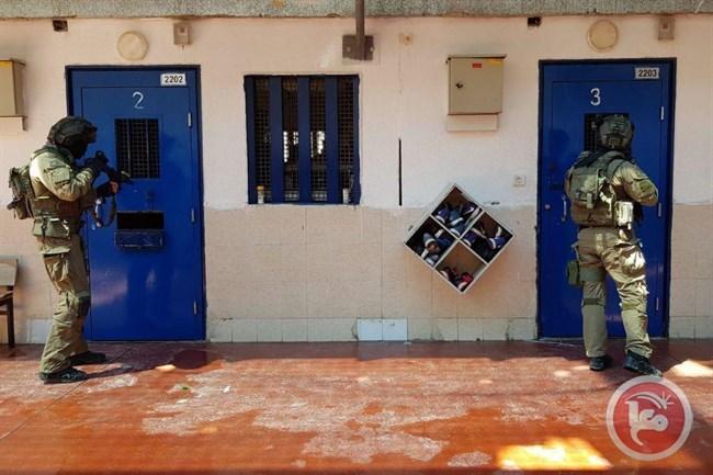 Les prisonniers palestiniens vont commencer une grève de la faim de masse