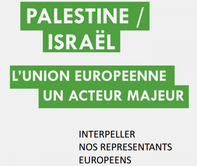 Elections européennes 2019 : interpellons les candidat·e·s