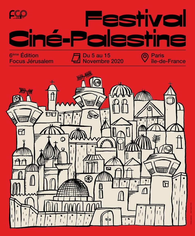Festival Ciné Palestine online du 10 au 15 nov. 2020.