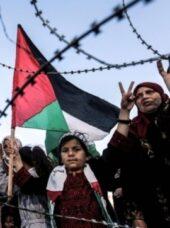 Solidarité avec la lutte du peuple Palestinien.         Contre l'apartheid et le colonialisme :           Manif le jeudi 20 mai place de la république à 17h30